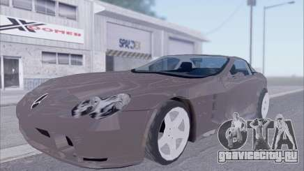 Mercedes-Benz SLR McLaren для GTA San Andreas