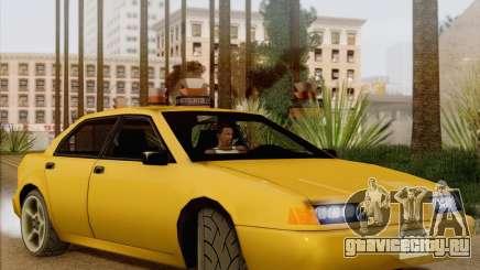 Stratum Sedan Sport для GTA San Andreas