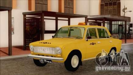 ВАЗ 21011 Такси для GTA San Andreas