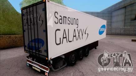 Samsung Galaxy S Trailer для GTA San Andreas