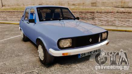 Renault 12 Toros v2.0 для GTA 4