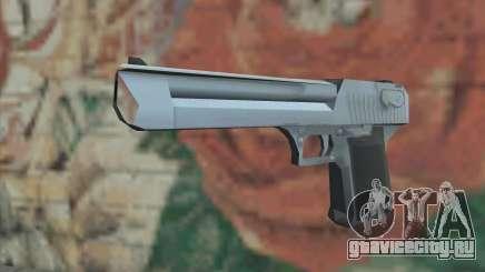 Desert Eagle из Saints Row 2 для GTA San Andreas