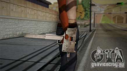 Uzi из Max Payne для GTA San Andreas