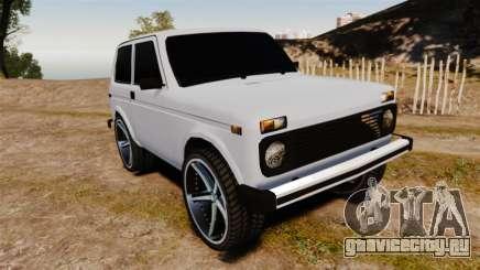 ВАЗ-21213 Нива LT для GTA 4