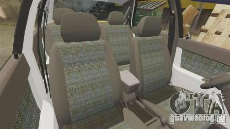 ВАЗ-2170 Лада Приора для GTA 4 вид снизу