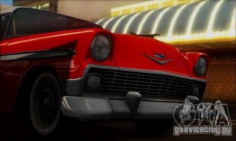 Jango ENBSeries v1.0 для GTA San Andreas второй скриншот