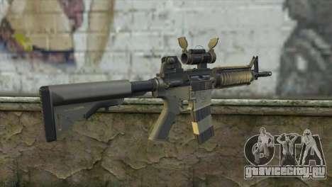 MK18 для GTA San Andreas второй скриншот