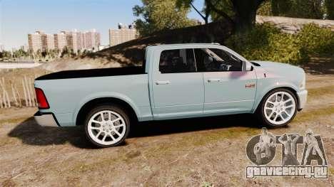 Dodge Ram 3500 Heavy Duty для GTA 4 вид слева