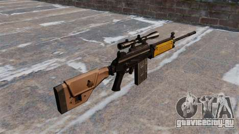 Штурмовая винтовка IMI Galil для GTA 4 второй скриншот