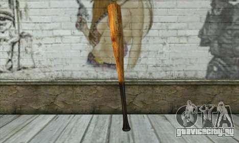 LCN Baseball bat для GTA San Andreas