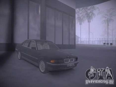 ENBSeries by Pablo Rosetti для GTA San Andreas четвёртый скриншот