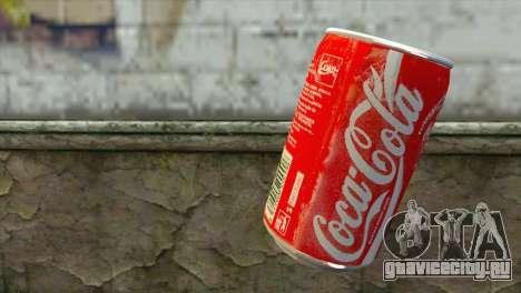 Explosive Coca Cola Dose для GTA San Andreas второй скриншот