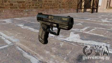 Самозарядный пистолет Walther P99 для GTA 4