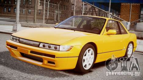 Nissan 240sx Сoupe 1992 для GTA 4