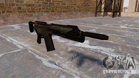 Штурмовая винтовка Crysis 2 v2.0 для GTA 4