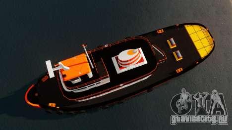 Обновлённый Tuga для GTA 4 вид справа