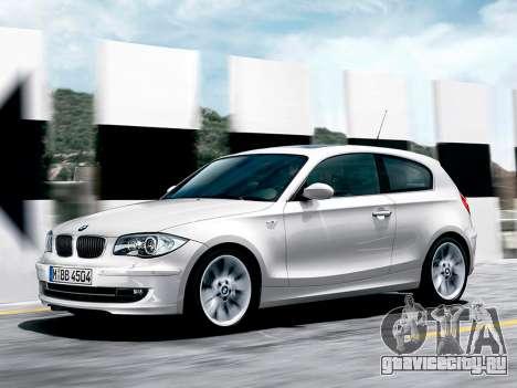 Загрузочные экраны BMW 116i для GTA 4