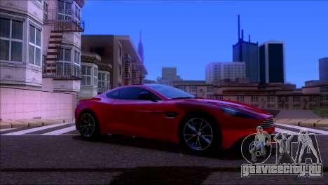 ENBSeries by egor585 V4 для GTA San Andreas