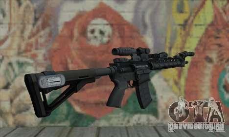 Warfighter - Larue OBR из Medal of Honor для GTA San Andreas второй скриншот