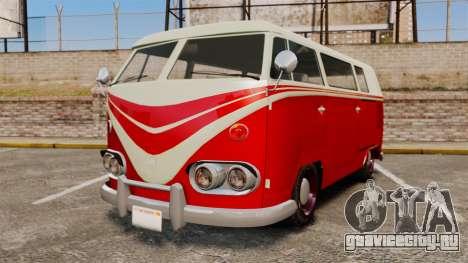 GTA V Burgerfahrzeug Surfer для GTA 4