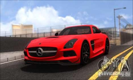 Jango ENBSeries v1.0 для GTA San Andreas пятый скриншот