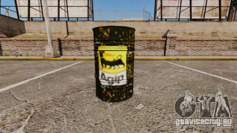 Новые раскраски для бочек для GTA 4 второй скриншот