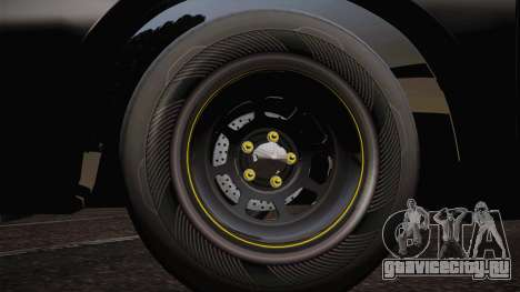 Buick Regal GNX для GTA San Andreas вид сзади