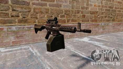 Ручной пулемёт Ares Shrike 5.56 для GTA 4