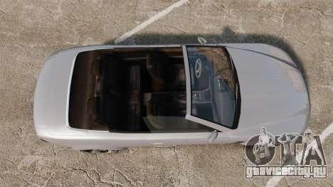 GTA V Lampadati Felon GT для GTA 4 вид справа