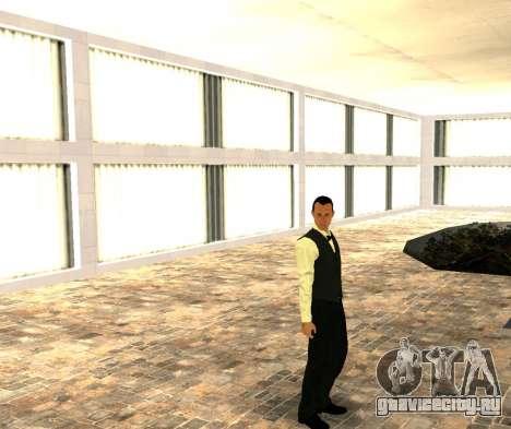Скин vwmybjd для GTA San Andreas третий скриншот