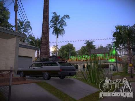 ENBSeries by Pablo Rosetti для GTA San Andreas второй скриншот