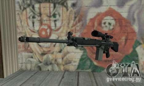 Снайперская Винтовка из L4D для GTA San Andreas