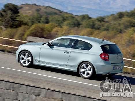 Загрузочные экраны BMW 116i для GTA 4 второй скриншот