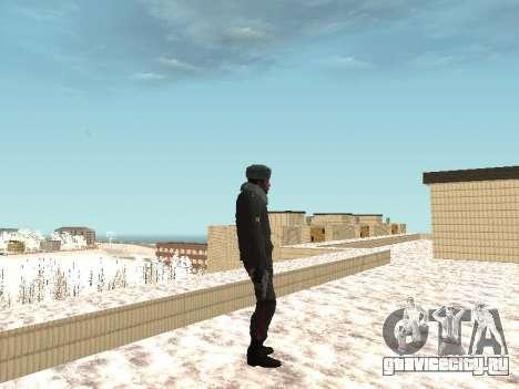 Пак русского стрелкового оружия для GTA San Andreas пятый скриншот