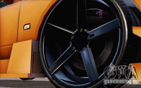 Nissan Silvia S15 GT Uras для GTA San Andreas вид справа