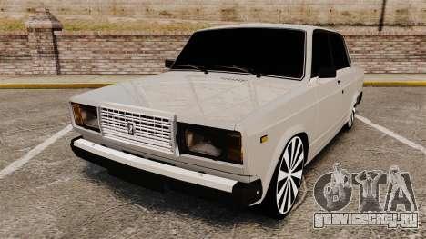 ВАЗ-2107 Жигули для GTA 4