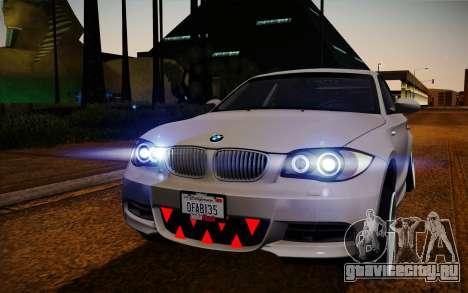 BMW 135i для GTA San Andreas