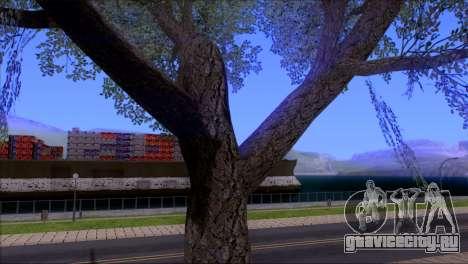 ENBSeries by egor585 V4 для GTA San Andreas восьмой скриншот