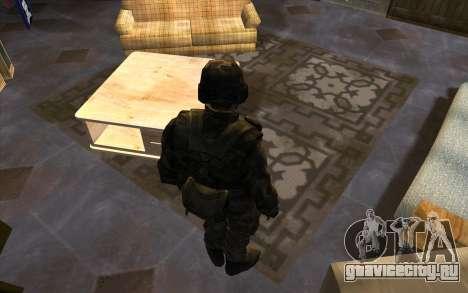 Солдаты СА и Национальной гвардии США для GTA San Andreas второй скриншот