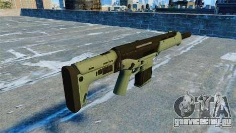 Штурмовая винтовка Grendel v2.0 для GTA 4 второй скриншот
