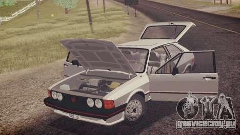 Volkswagen Scirocco S (Typ 53) 1981 HQLM для GTA San Andreas колёса