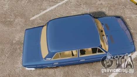 ВАЗ-2103 Жигули для GTA 4 вид справа