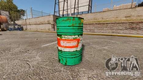 Новые раскраски для бочек для GTA 4 четвёртый скриншот