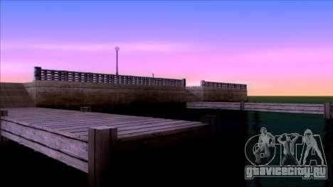 ENBSeries by egor585 V4 для GTA San Andreas седьмой скриншот