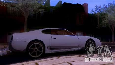 ENBSeries by egor585 V4 для GTA San Andreas второй скриншот