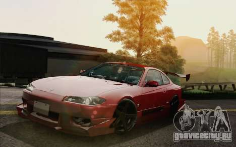 Nissan Silvia S15 GT Uras для GTA San Andreas