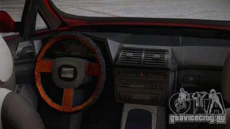 Seat Toledo 1.9TDi 2006 для GTA San Andreas вид справа