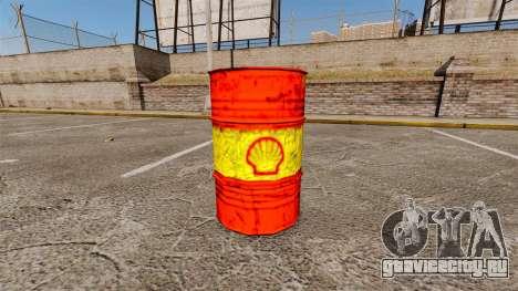 Новые раскраски для бочек для GTA 4