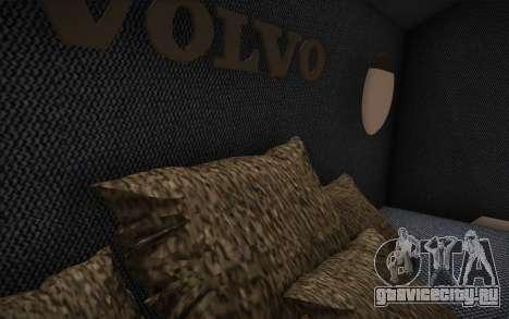 Volvo FH12 для GTA San Andreas вид справа