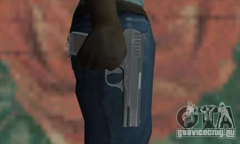 TT Pistol для GTA San Andreas третий скриншот